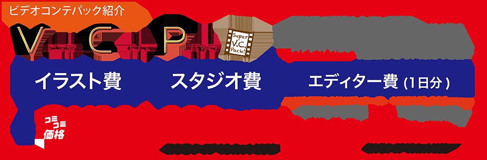 ビデオコンテパック紹介